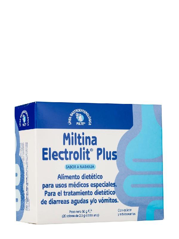 Miltina electrolit plus 20 sobres