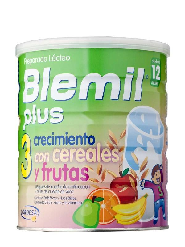 Blemil plus 3 crecimento cereales y fruta