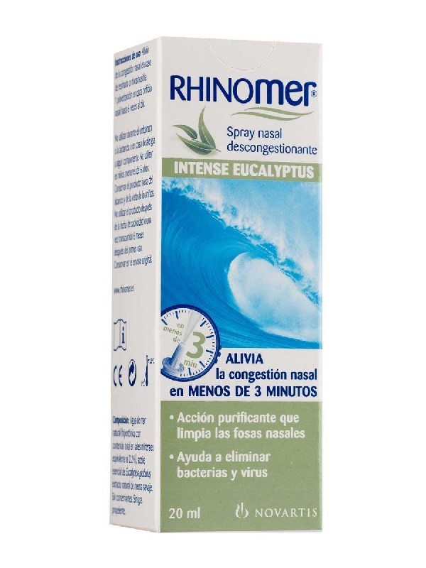 Rhinomer intense eucaliptus 20 ml