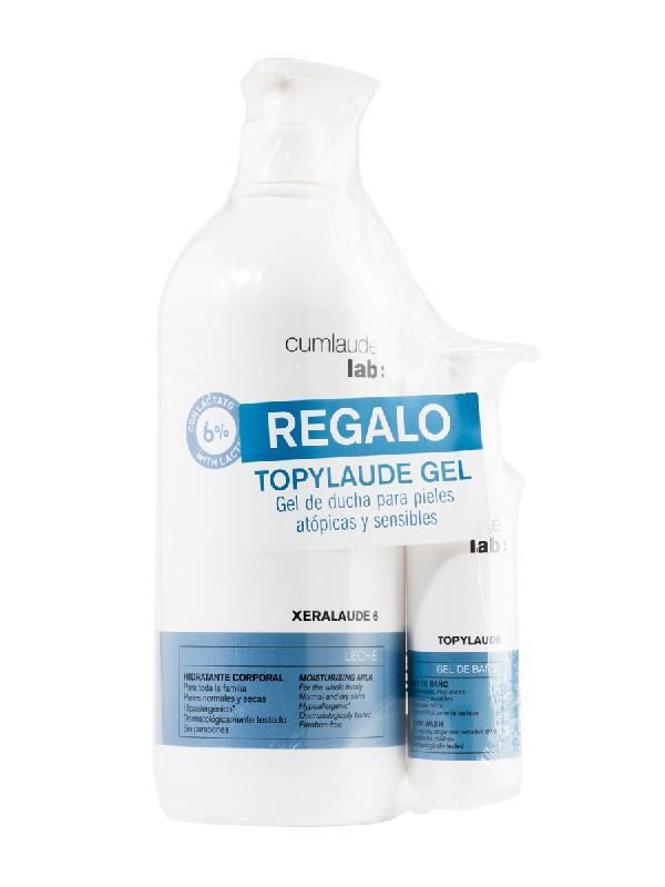 Cumlaude xeralaude 6 1l leche hidratante corporal