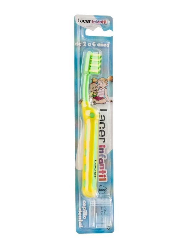Lacer cepillo infantil