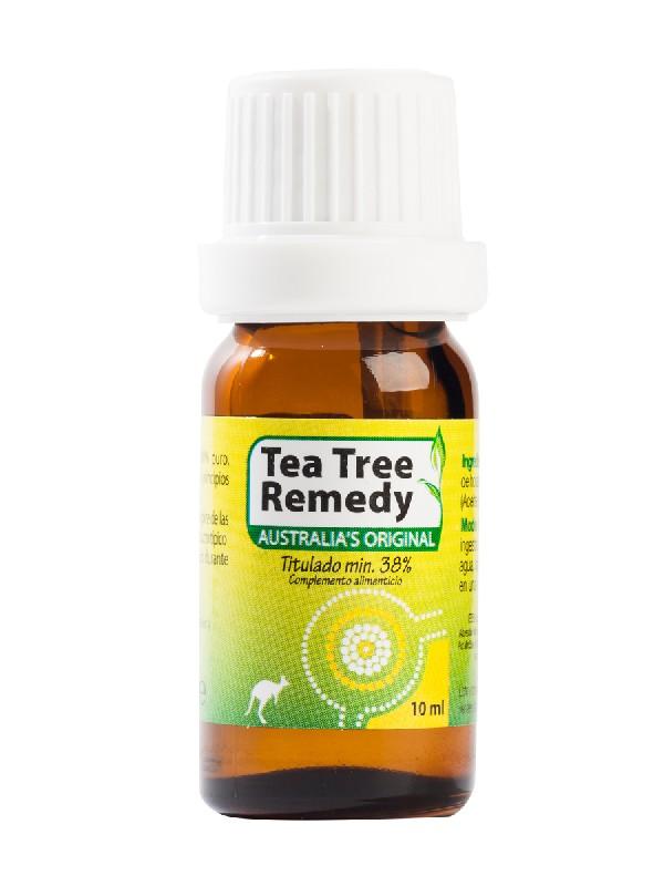 Aceite de árbol de té al 100%, 10ml