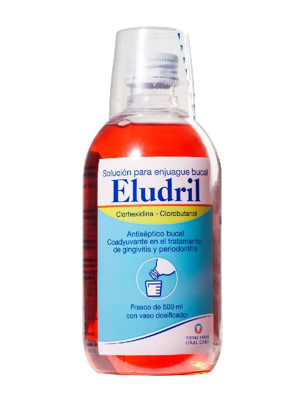 Eludril colutorio clorhexidina 500ml