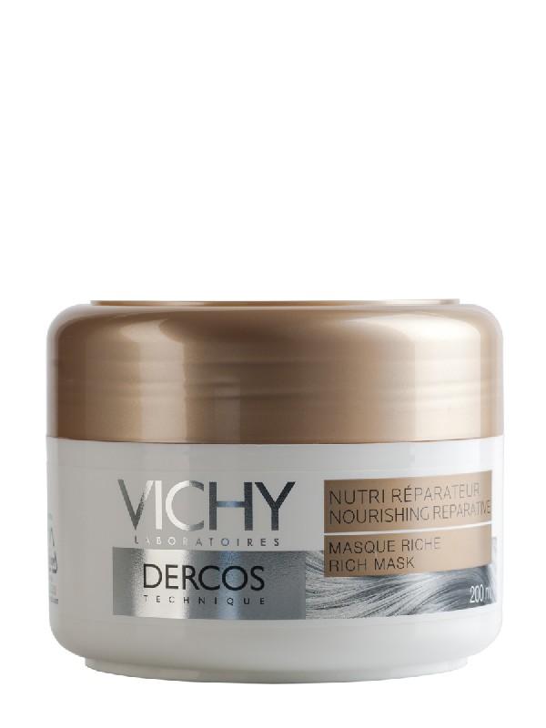 Vichy dercos mascarilla nutrireparadora