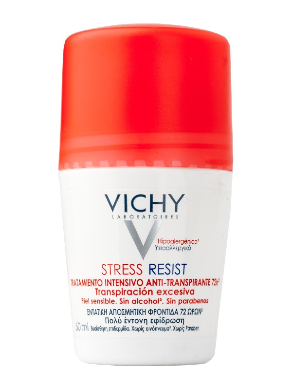 Vichy desodorante stress resist rool-on