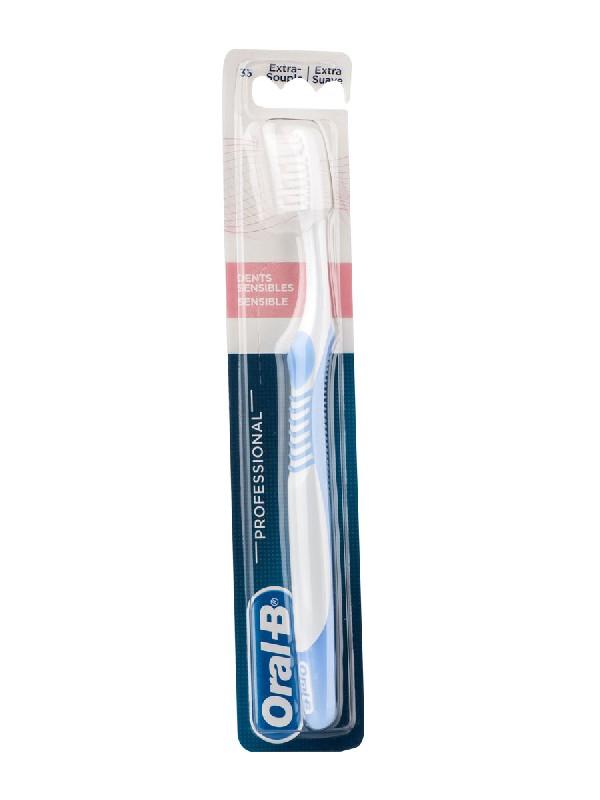 Oral b cepillo profesional sensibles