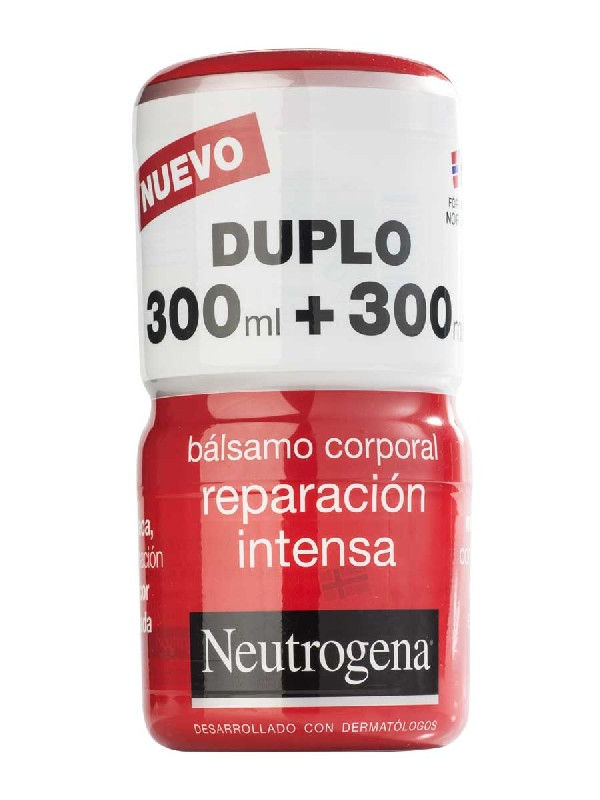 Neutrogena intese bálsamo duplo 300+300ml