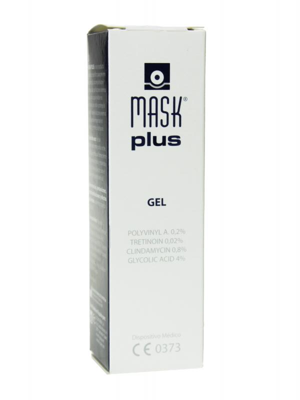 Mask plus gel 30 ml