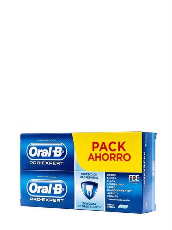 Oral b pro expert multi proteccion duplo 2x125ml