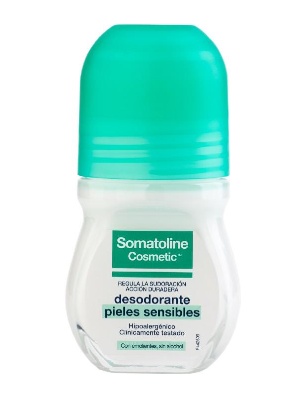 Desodorante de mujer roll-on somatoline
