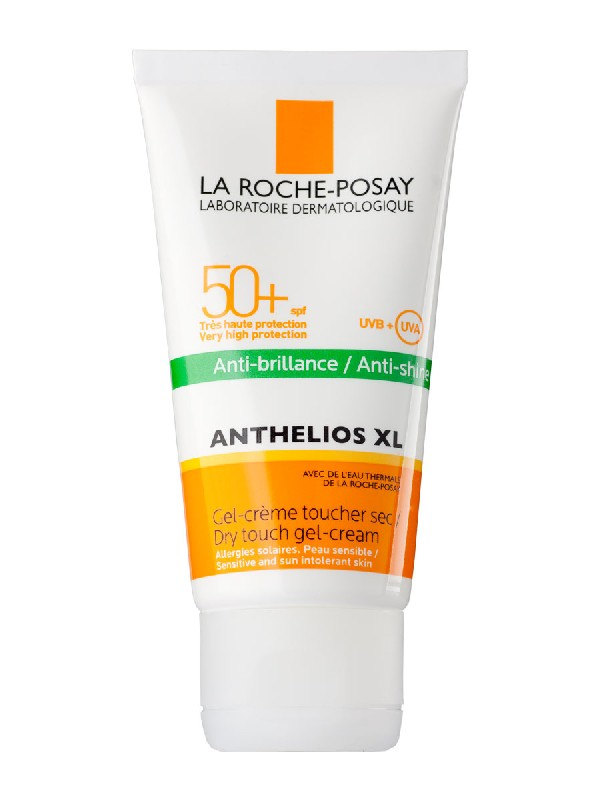 La roche posay anthelios xl gel-crema toque seco spf 50+ 50ml