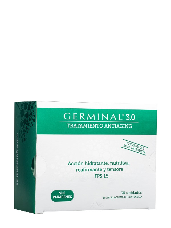 Germinal 3.0 tratamiento antiaging