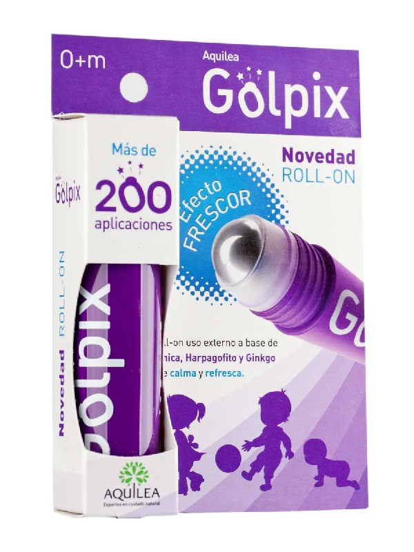 Golpix roll-on aquilea 150 ml 200 aplicaciones