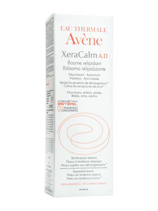 Xeracalm a.d. bálsamo relipidizante de avène, 200 ml