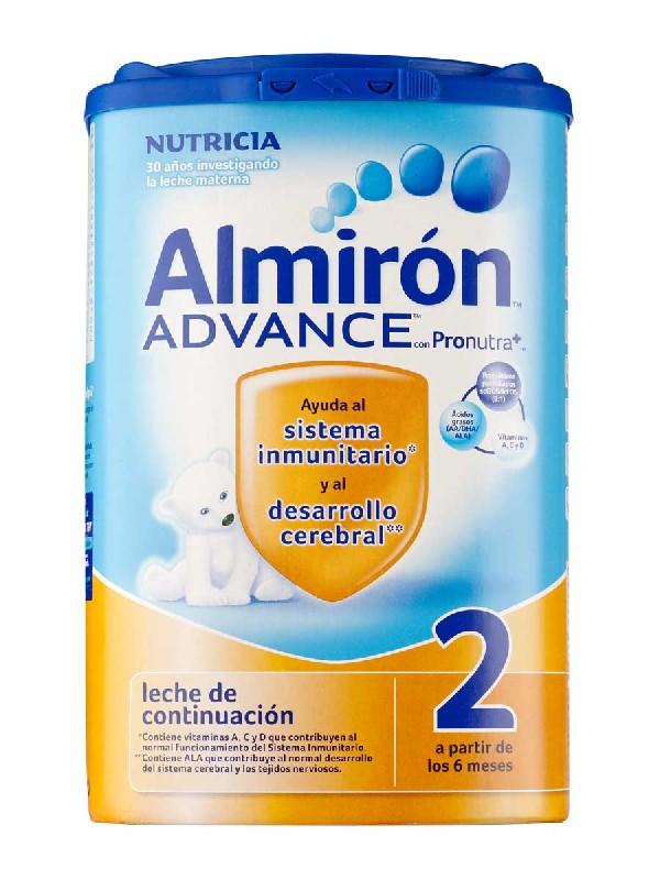Almirón advance 2 leche de continuacion 800 gr