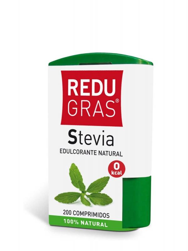 Deiters redugras stevia 200 comprimidos
