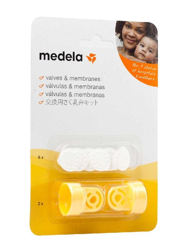 Medela pack recambios valvulas y membranas