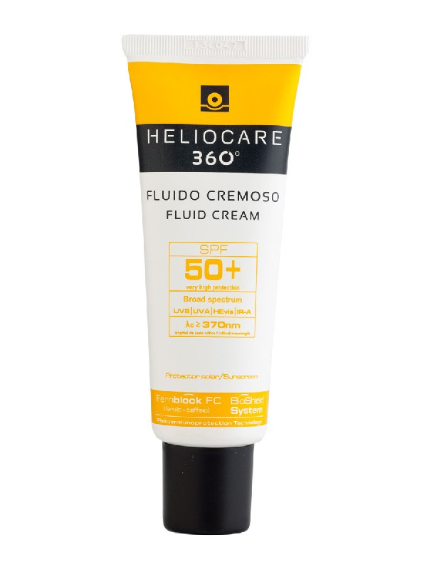 Heliocare 360º fluido cremoso spf 50+ 50ml