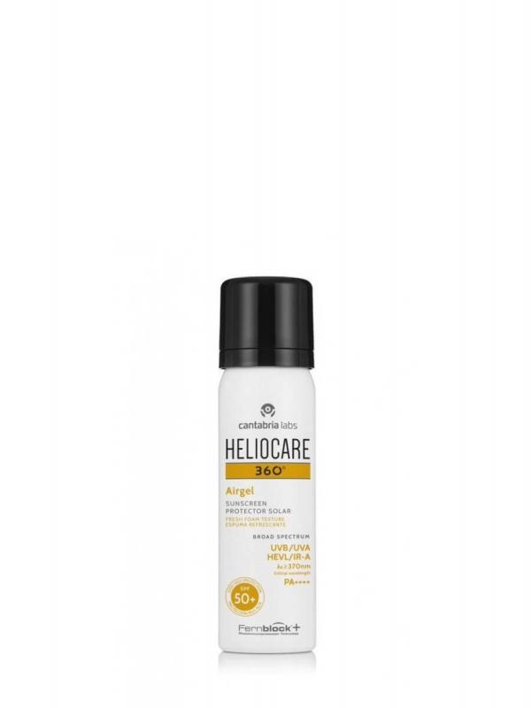Heliocare® 360º airgel protección facial spf 50+ 60ml