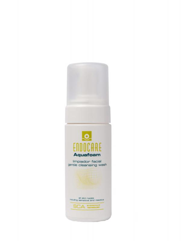 Endocare aquafoam limpiador facial 125 ml