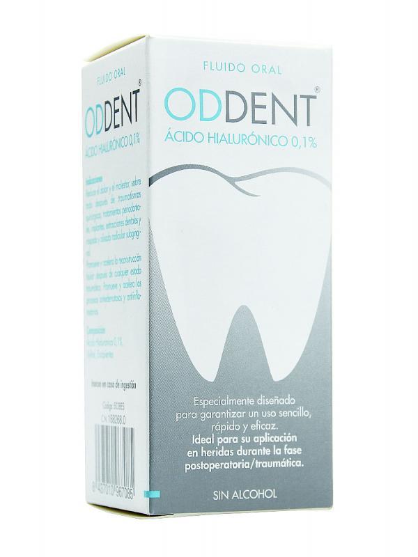 Oddent acido hialuronico fluido oral 50ml