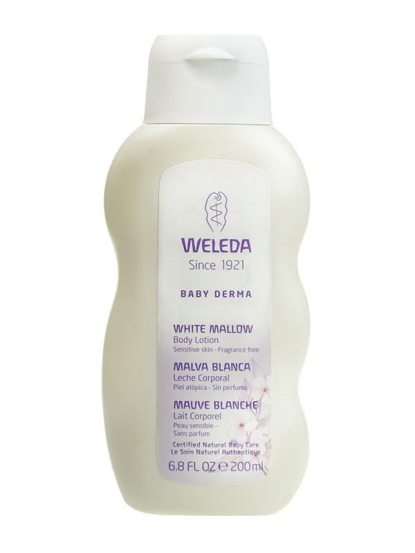 Weleda leche corporal malva blanca 200 ml