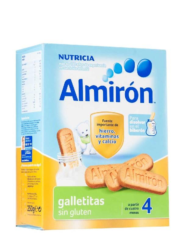Galletitas sin gluten almirón advance desde 4 meses  250 gr
