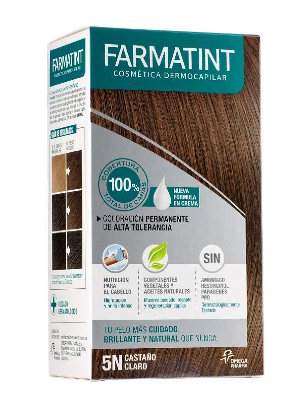 Farmatint 5n  castaño claro crema