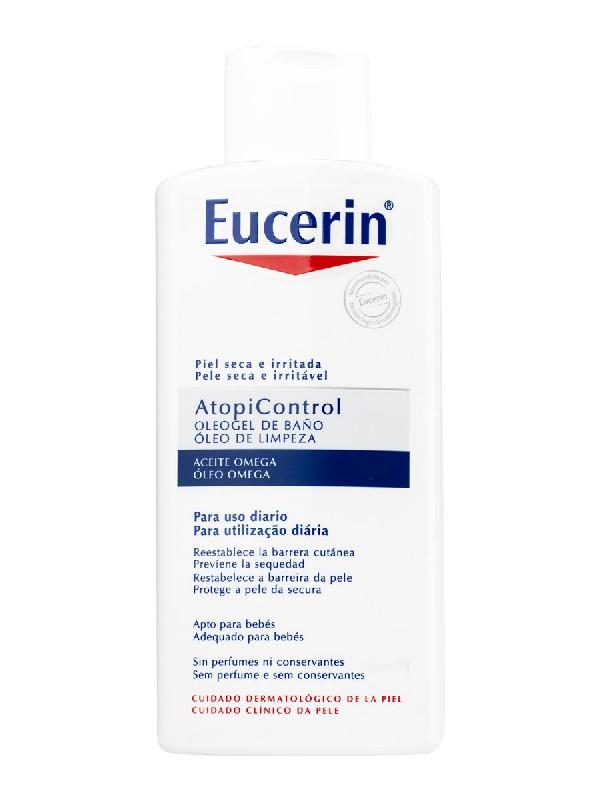 Eucerin piel seca atópica aceite de ducha 400 ml