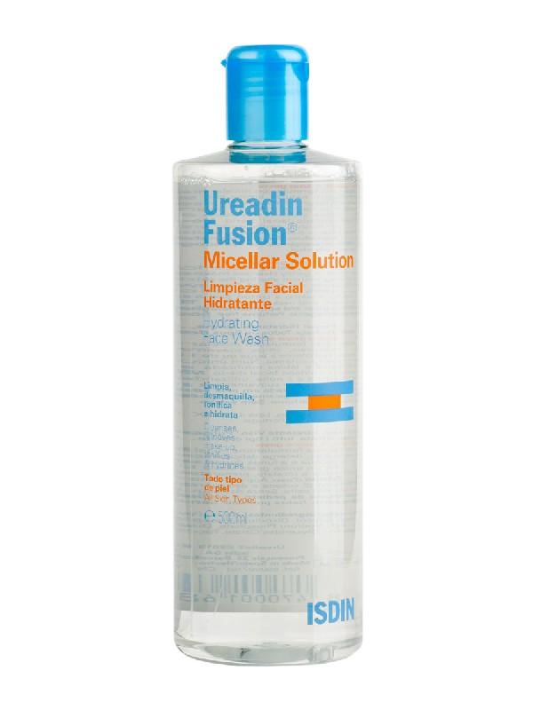 Isdin ureadin fusion agua micelar 500ml