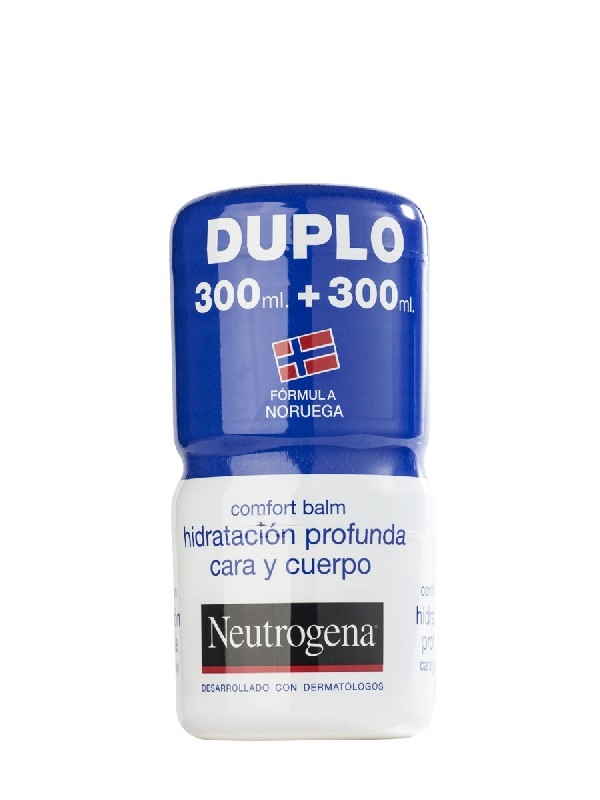 Neutrogena hidratacion profunda duplo 300ml + 300ml