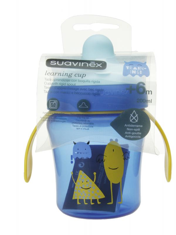 Suavinex taza antiderrame 200 ml