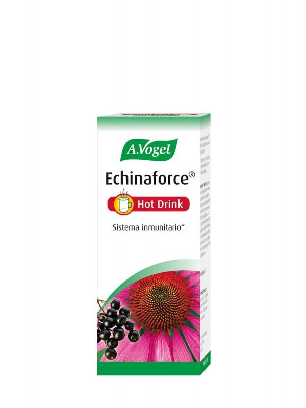 A vogel echinaforce hot drink jarabe soluble 100ml