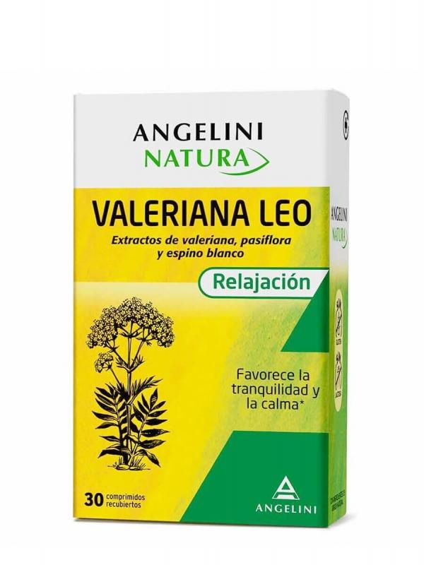 Angelini valeriana leo 30 comprimidos