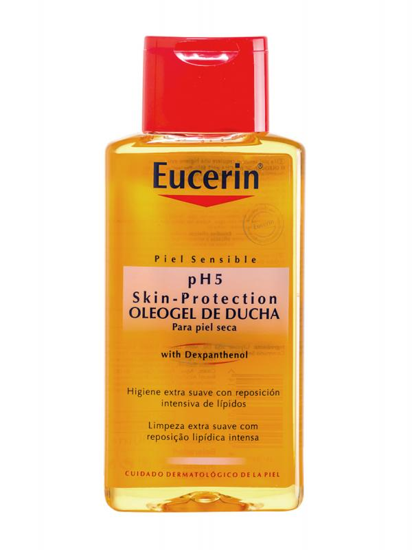 Oleogel de ducha eucerin piel sensible ph-5 200ml