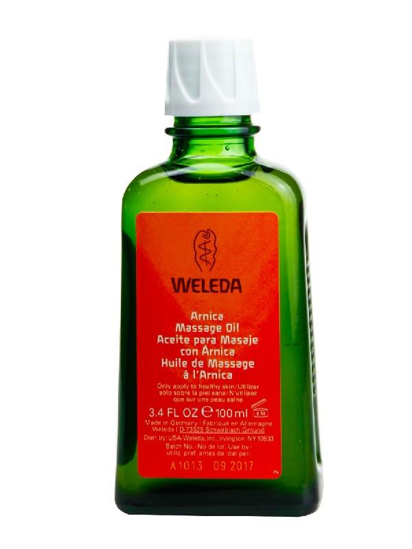Weleda aceite de masaje con arnica 100 ml