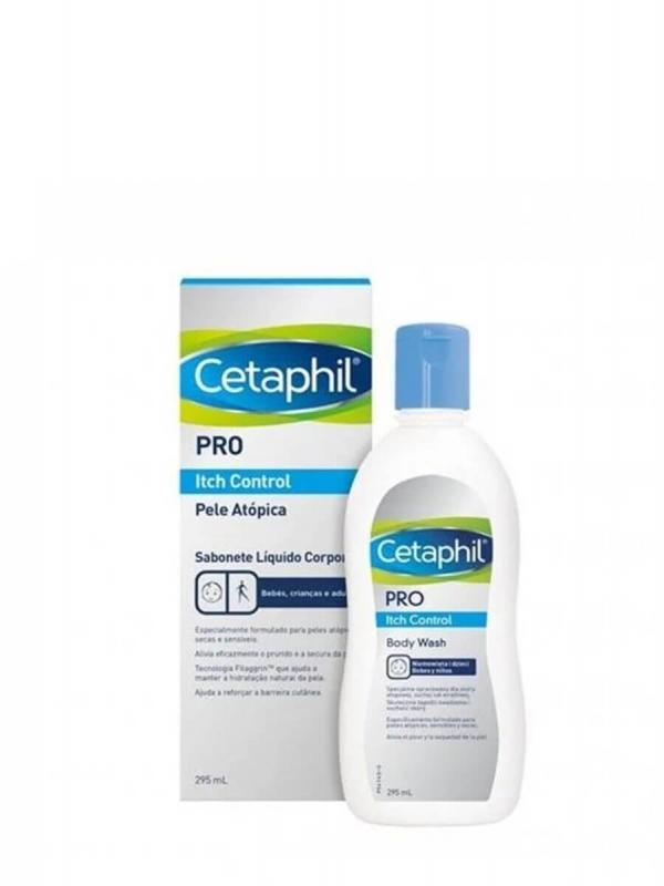 Cetaphil pro itch limpiador corporal 295 ml