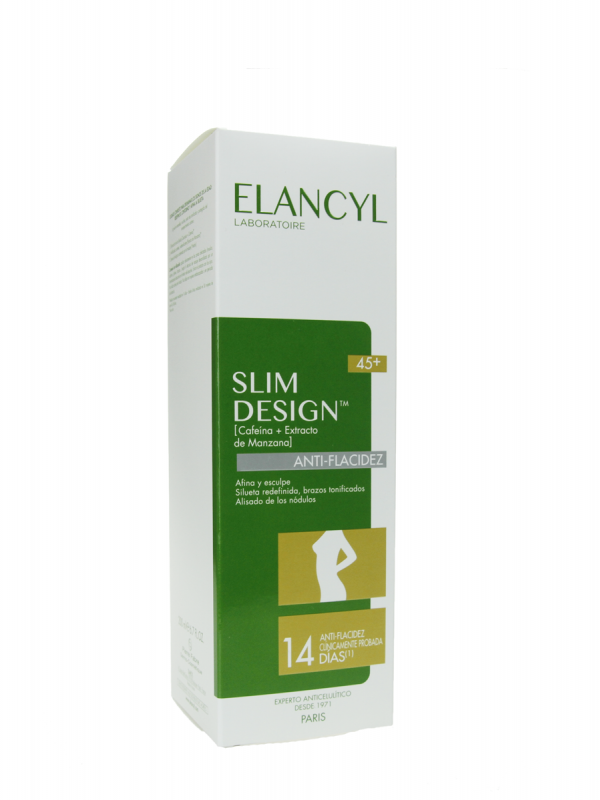 Elancyl slim design 45+ anti-flacidez 200 ml