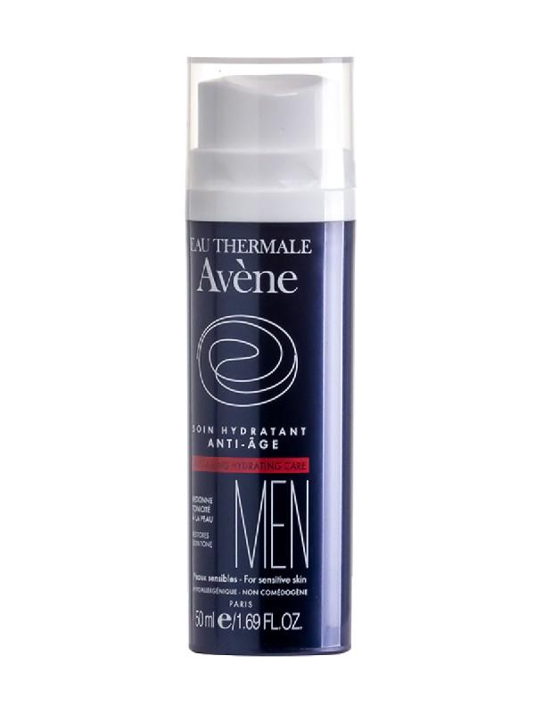 Avène crema hidratante antiedad para hombres 50 ml
