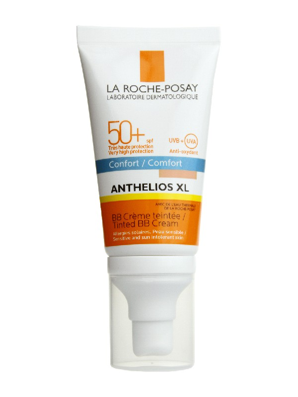 La roche posay anthelios bb cream color spf 50+  50ml