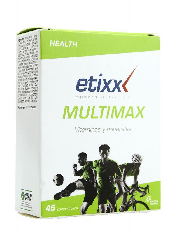 Etixx® multimax 45 comprimidos