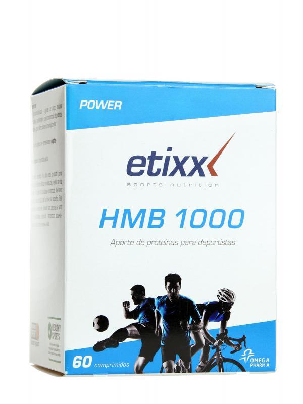 Etixx® hmb 1000 60 comprimidos