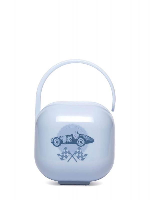 Suavinex portachupetes azul +0m