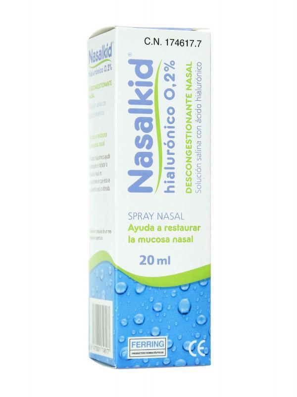 Nasalkid spray nasal 20ml