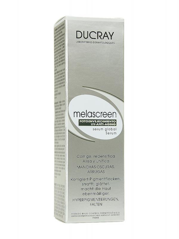 Ducray melascreen serum global antimanchas 30ml