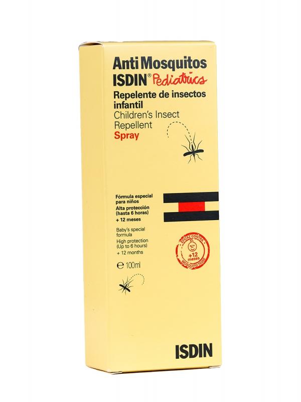 Isdin antimosquitos pediátrico spray 100 ml