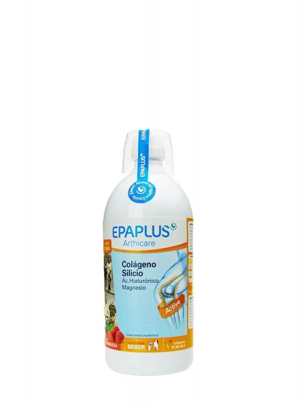 Epaplus arthicare colágeno sabor frambuesa 1 litro