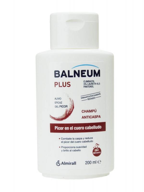 Balneum plus campú anticaspa 200 ml