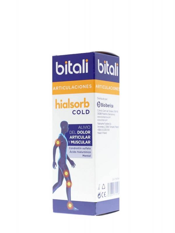 Bitali articulaciones hialsorb cold 100 ml