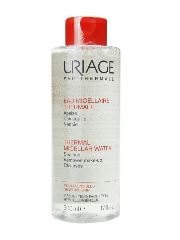 Uriage agua micelar pieles sensibles 500 ml